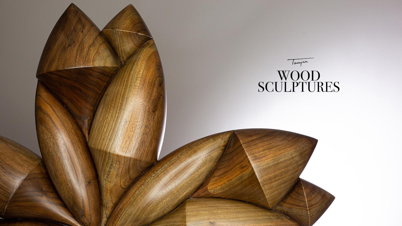 Exclusive sculpture, exclusive design object